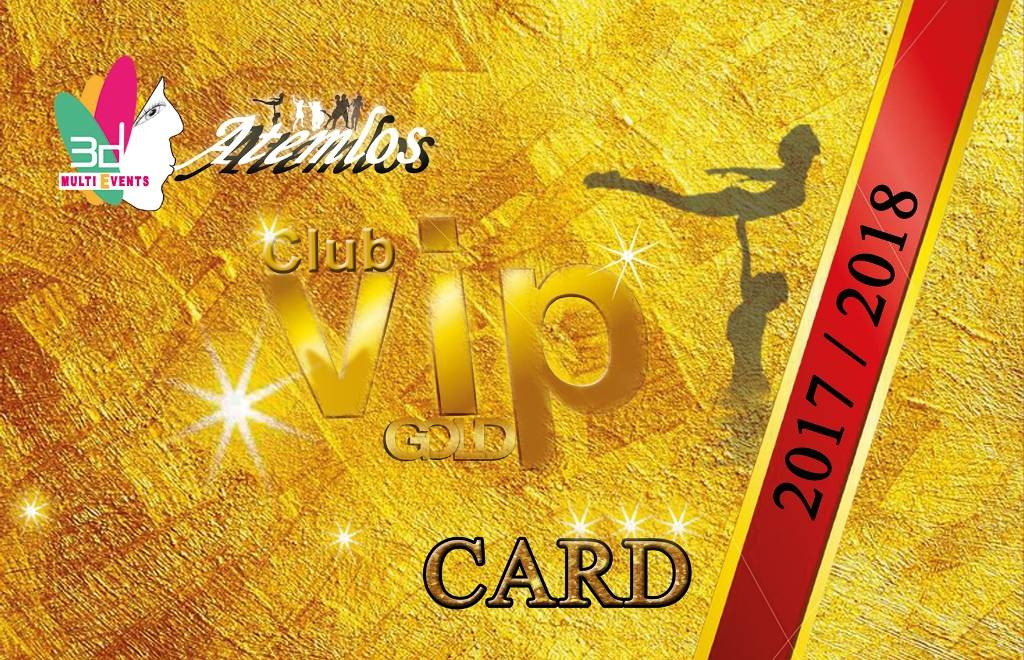 "Die VIP-CLUB-CARD ""Dance"" spart bares Geld"